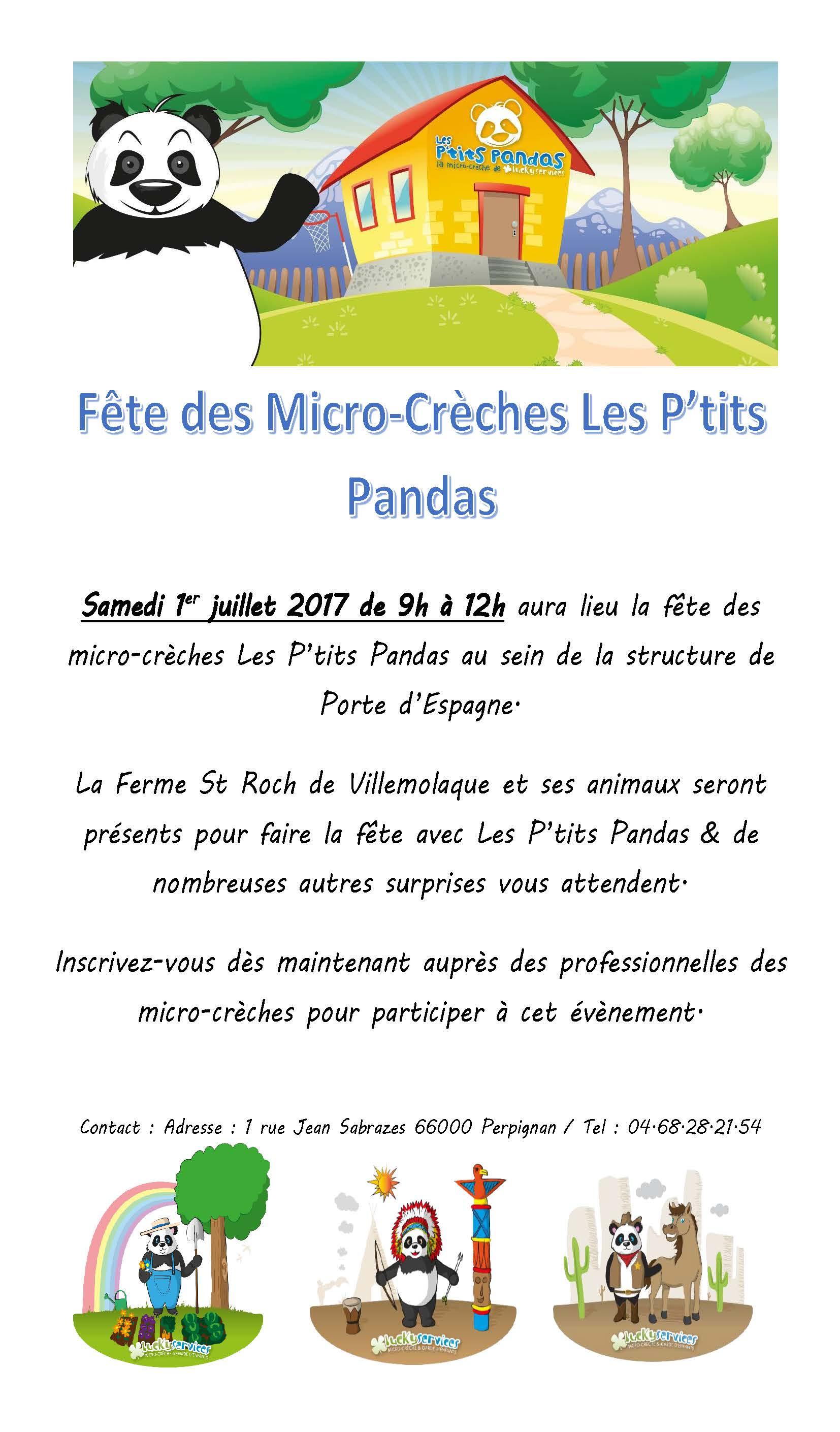 Les P Tits Pandas Blog